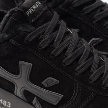 Мужские кроссовки Premiata Mick 4308 Black фото- 6