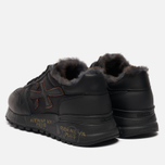 Мужские кроссовки Premiata Mick 4329M Black фото- 1