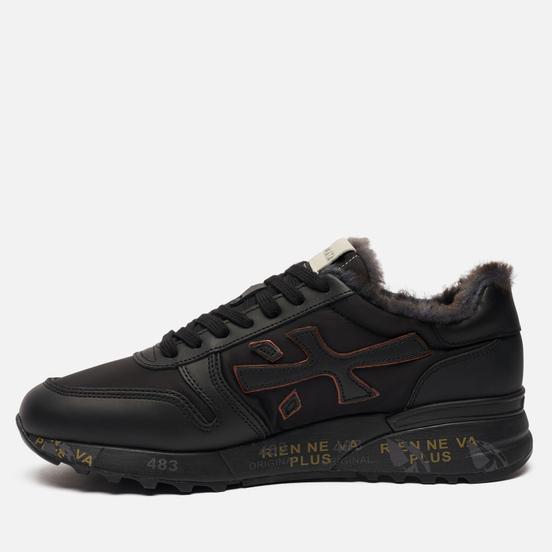 Мужские кроссовки Premiata Mick 4329M Black