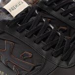 Мужские кроссовки Premiata Mick 4329M Black фото- 6