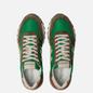 Мужские кроссовки Premiata Mick 4565 Olive/Green фото - 1