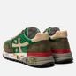 Мужские кроссовки Premiata Mick 4565 Olive/Green фото - 2
