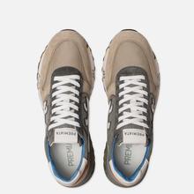 Мужские кроссовки Premiata Mick 4570 Grey/Anthracite фото- 1