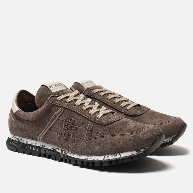 Мужские кроссовки Premiata Sean 2931 Grey