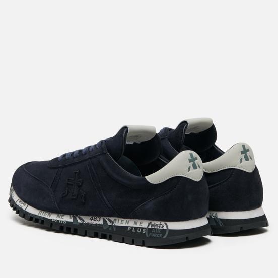 Мужские кроссовки Premiata Sean 2932 Navy