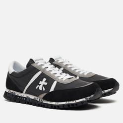 Мужские кроссовки Premiata Sean 4656 Black