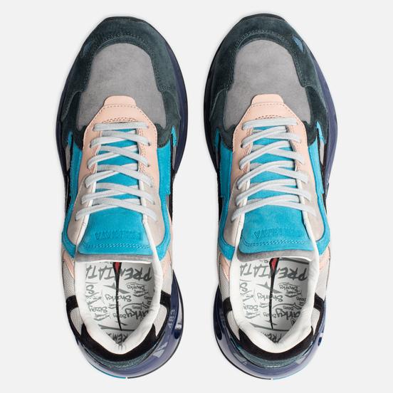 Мужские кроссовки Premiata Sharky 021 Multicolor