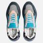 Мужские кроссовки Premiata Sharky 021 Multicolor фото - 1