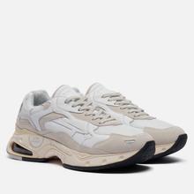 Мужские кроссовки Premiata Sharky 023 White фото- 3