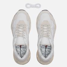 Мужские кроссовки Premiata Sharky 023 White фото- 5