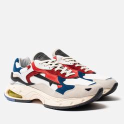 Мужские кроссовки Premiata Sharky 028 White/Multicolor