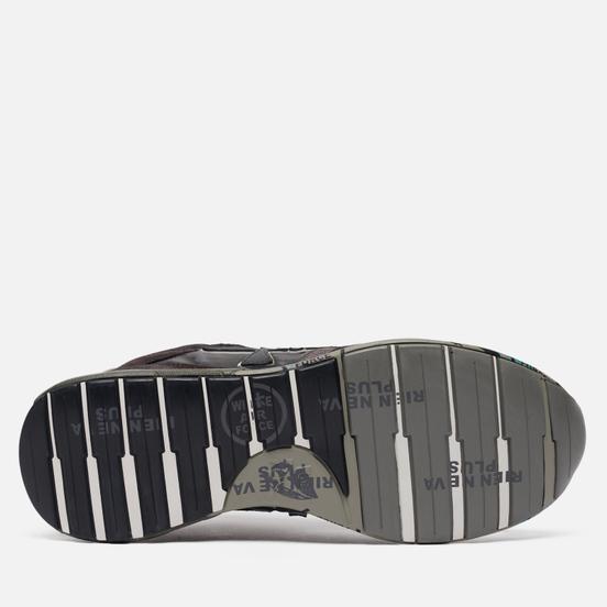 Мужские кроссовки Premiata Zac-Zac 3547 Grey