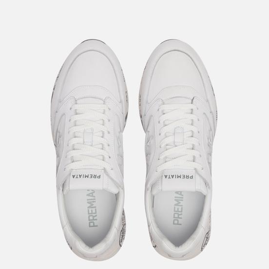 Мужские кроссовки Premiata Zac-Zac 3831 White
