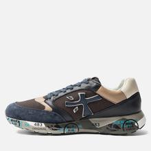 Мужские кроссовки Premiata Zac-Zac 4180 Multicolor фото- 1