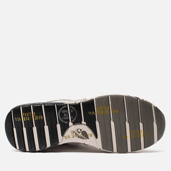 Мужские кроссовки Premiata Zac-Zac 4555 White/Grey