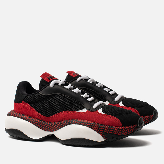 Мужские кроссовки Puma Alteration Blitz Black/High Risk Red