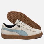 Мужские кроссовки Puma Basket Gore-Tex Birch/Slate фото- 2