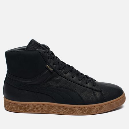 Мужские кроссовки Puma Basket Mid Gore-Tex Black