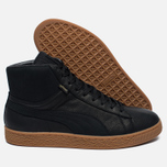 Мужские кроссовки Puma Basket Mid Gore-Tex Black фото- 1