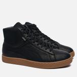 Мужские кроссовки Puma Basket Mid Gore-Tex Black фото- 2