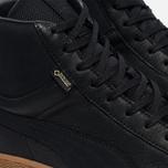 Мужские кроссовки Puma Basket Mid Gore-Tex Black фото- 3