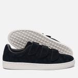 Мужские кроссовки Puma Basket Strap Soft Premium Black фото- 1