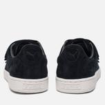 Мужские кроссовки Puma Basket Strap Soft Premium Black фото- 3