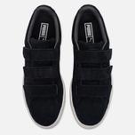 Мужские кроссовки Puma Basket Strap Soft Premium Black фото- 4