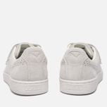 Мужские кроссовки Puma Basket Strap Soft Premium Star White фото- 3
