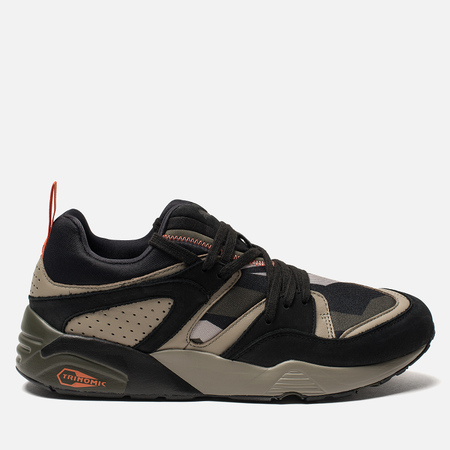 Мужские кроссовки Puma Blaze of Glory Camo Forest Night/Black
