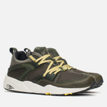 Мужские кроссовки Puma Blaze Of Glory Leather Forest Night фото- 1