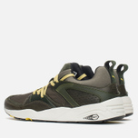 Мужские кроссовки Puma Blaze Of Glory Leather Forest Night фото- 2