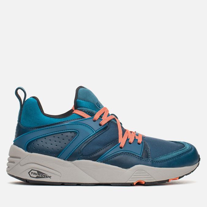 Мужские кроссовки Puma Blaze Of Glory Leather Legion Blue