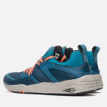 Мужские кроссовки Puma Blaze Of Glory Leather Legion Blue фото- 2