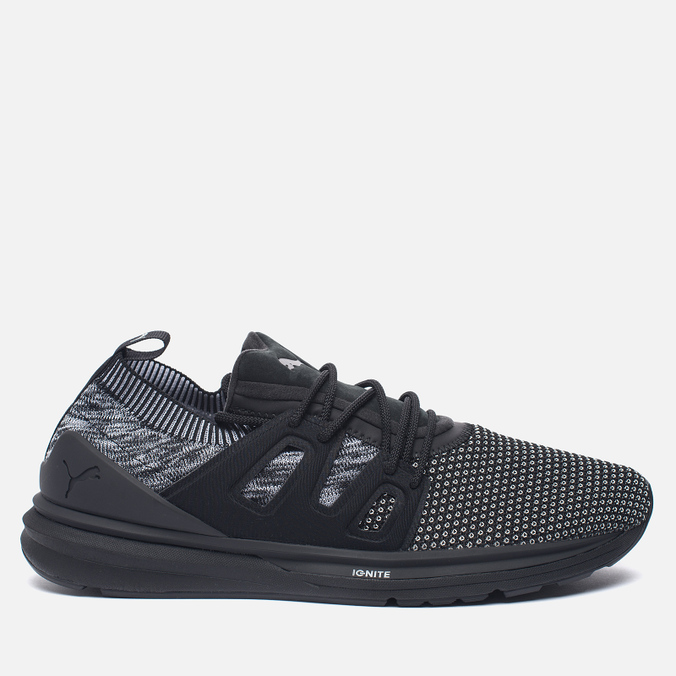 Мужские кроссовки Puma Blaze Of Glory Limitless Lo evoKNIT Black/Black