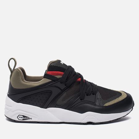 Мужские кроссовки Puma Blaze Of Glory Streetblock Black/Burnt Olive