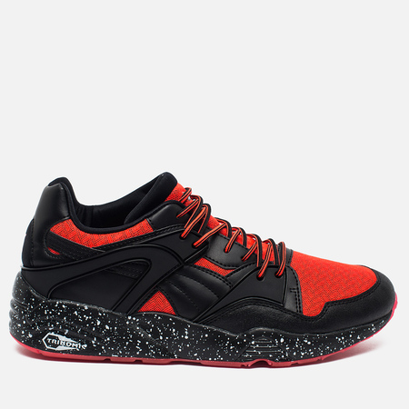 Мужские кроссовки Puma Blaze Tech Mesh Red Blast
