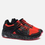 Мужские кроссовки Puma Blaze Tech Mesh Red Blast фото- 1