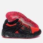 Мужские кроссовки Puma Blaze Tech Mesh Red Blast фото- 2