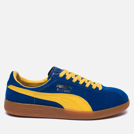 Puma Bluebird Men's Sneakers Limoges/Spectra Yellow