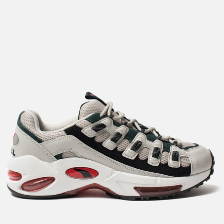 Мужские кроссовки Puma Cell Endura Glacier Gray/High Risk Red