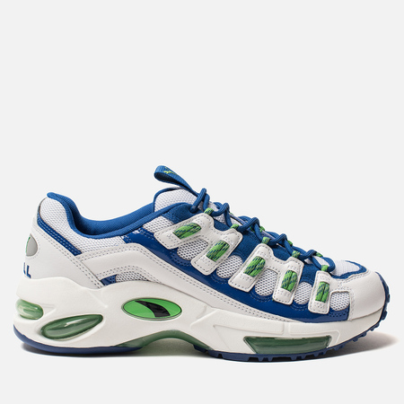 Мужские кроссовки Puma Cell Endura Patent 98 White/Andean Toucan