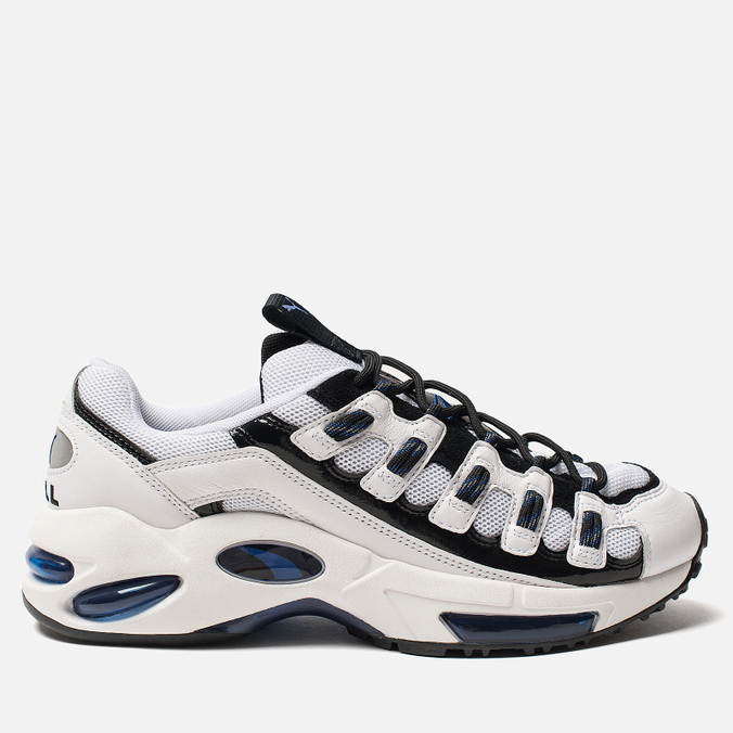 Мужские кроссовки Puma Cell Endura Patent 98 White/Surf The Web