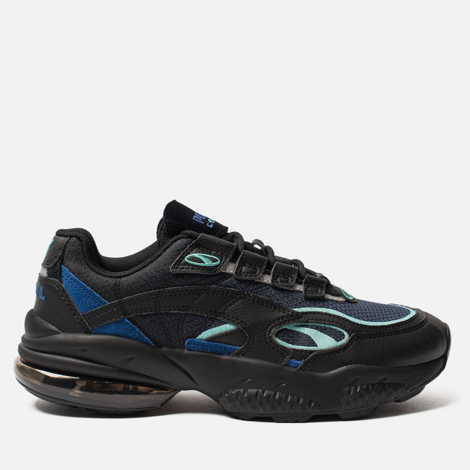 Мужские кроссовки Puma Cell Venom Alert Black/Galaxy Blue