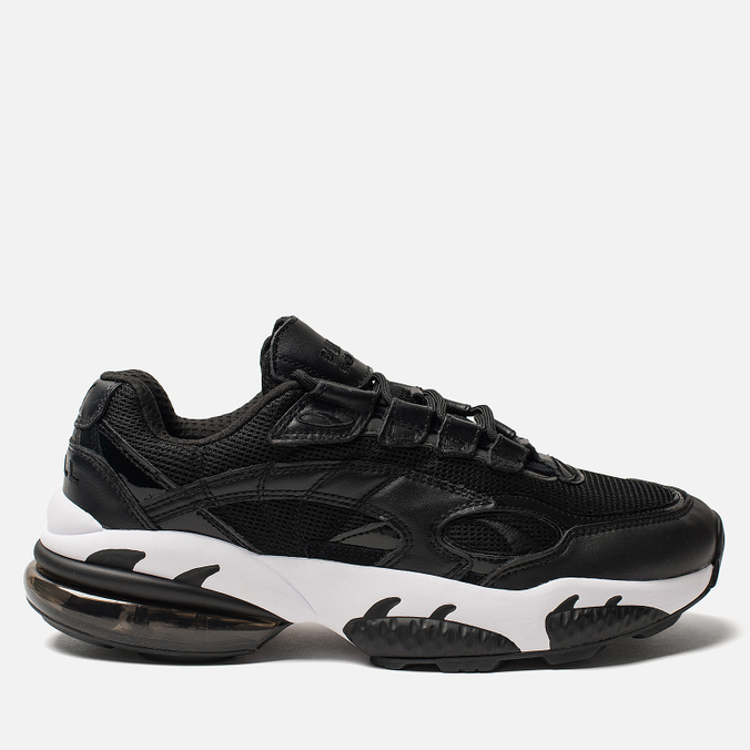 Мужские кроссовки Puma Cell Venom Reflective Black/White