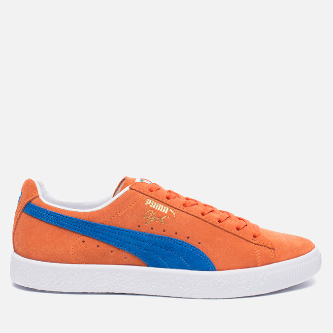 Мужские кроссовки Puma Clyde NYC Pack Vibrant Orange/Royal
