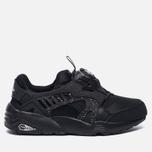 Мужские кроссовки Puma Disc Blaze Black/Black фото- 0