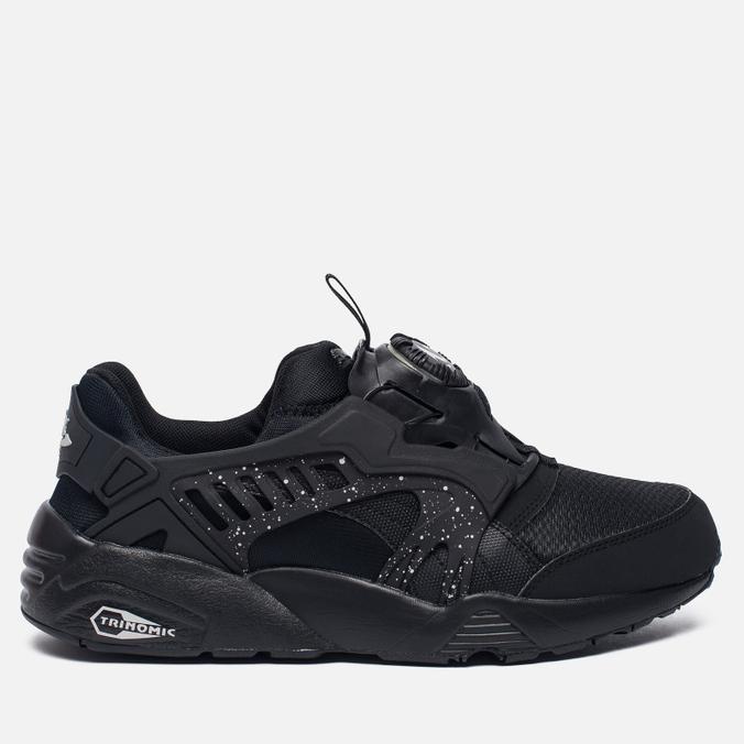 Мужские кроссовки Puma Disc Blaze Black/Black
