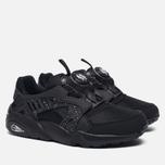 Мужские кроссовки Puma Disc Blaze Black/Black фото- 2