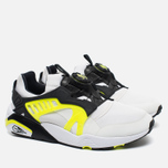 Мужские кроссовки Puma Disc Blaze Electric Black/Safety/White/Yellow фото- 2